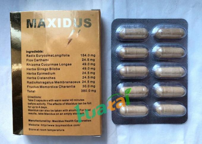 Maxidus Herbale Sexual Pills Male Libido Sex Enhancer For Male Penis Enlarge