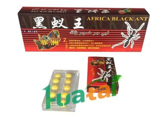 China Male Enhancement Product Africa Black Ant Pills For Sexual Stamina ,10 pills / box supplier