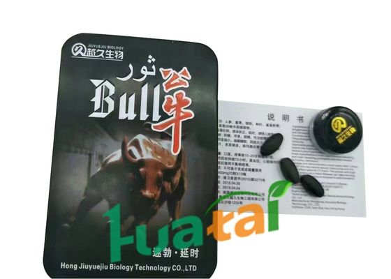 China Powerful Bull Male Enhancement Sex Dietary Supplement For Poor Sperm / Sex Malfunction supplier