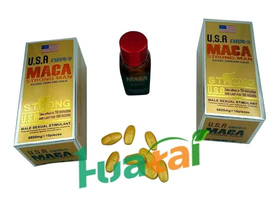 MACA Root Tablets Herbal Male Enhancement Thicken And Exlarge The Penis Quickly