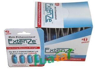 China Extenze Male Enhancement Pills , Increasing Sexual Stamina Male Performance Supplement supplier