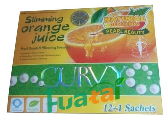 China Slimming Orange Juice Natural Lose Weight Coffee For fat burner supplier