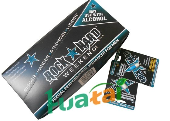Rockhard Weekend Sexual Enhancement Pills for Erectile Dysfunction Herbal Natural Cures
