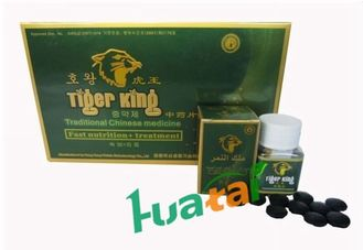 Tiger King Herbal Sexual Enhancement Pills Lasts For 72 hours 10 capsules / box