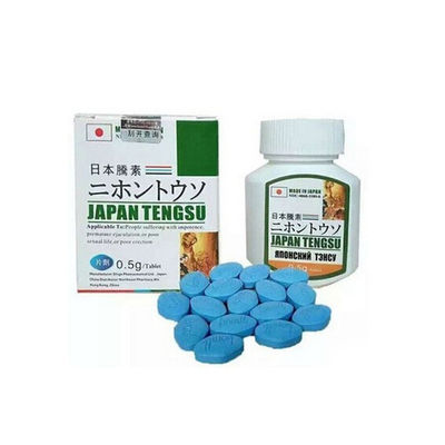 Japan Tengsu male performance supplement Stimulant Pills To Improve Sexual Intercourse