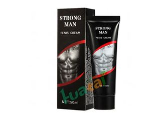 China Strong Man Penis Enlargement Cream To Get Stronger And Longer Erections supplier
