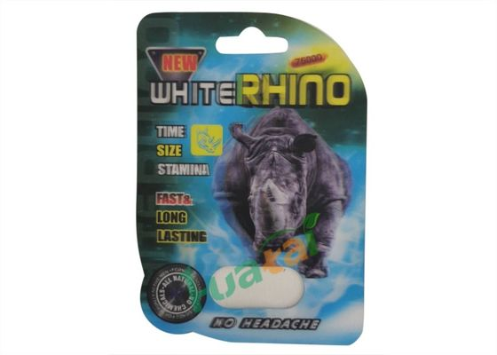 White Rhino 75000 Male Enlargement Pills To Enhance Sexual Power 3 Year Guarantee