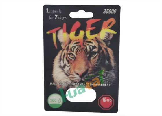 Tiger 35000 Herbal Sex Pills Natural Herbal Essence To Make Penis Bigger