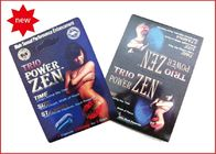 China Trio Powerzen 1500mg Male Enhancement Stay Hard Pills Increase Sexual Confidence factory