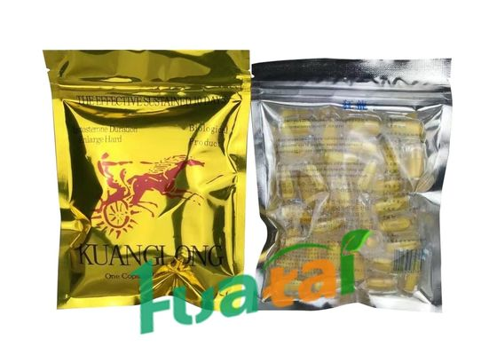 China Kuanglong Capsules Herbal Sex Pills Last 72 Hours Stimulate Sexual Desire distributor
