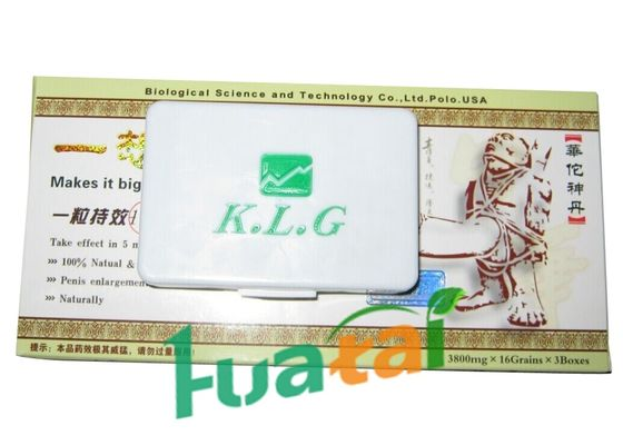 China All Nature Klg Herbal Pills , Sexual Activity Penis Enlargement Tablet 3 Years Guarantee distributor