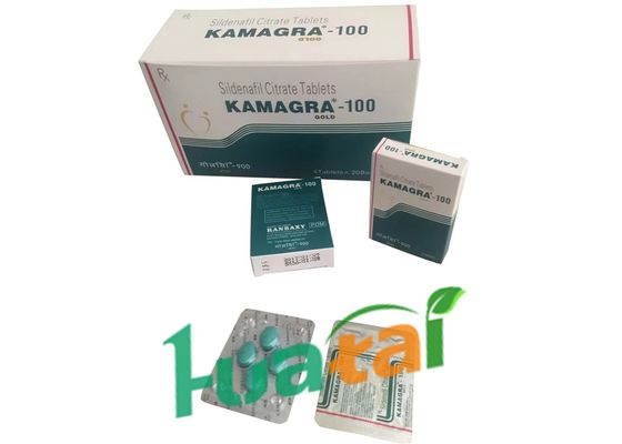 China Kamagra 100mg Mens Performance Pills Sildenafil Citrate Tablets ED treatment distributor