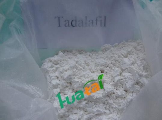 China Natural Herbal Food Supplement Male Sex Hormone Tadalafil / Cialis Raw Powder distributor