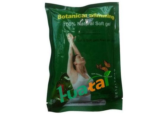 China Herbal Weight Loss Authentic Meizitang Botanical Slimming Gels 30 Pills / Pack distributor