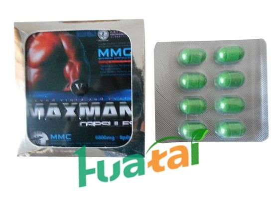 China Herbal Male Enhancement Maxman V Capsules To Accelerate Blood Cell Grow Increasing sperms distributor