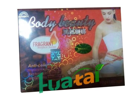 China 10 G / Bag Body Beauty Natural Lose Weight Coffee 5 Days Slimming distributor