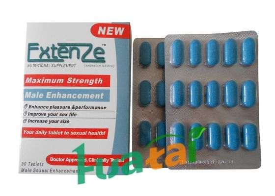 China Health Herbal Extenze Male Enhancement Pills For Prolongs Sexual Performance distributor