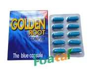 Herbal Male Effective Golden Root Complex Blue Capsule Powerful Long Lasting Erections